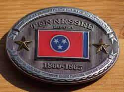 "Riemgesp  "" Tennessee 1860 - 1865 """