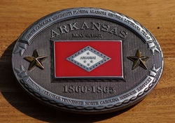 "Riemgesp  "" Arkansas 1860 - 1865 """