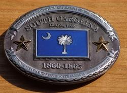 """Riemgesp  """" South Carolina 1860 - 1865 """""""