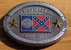 "Buckle / gesp  "" Georgia """