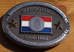 "Buckle / gesp  "" Missouri """