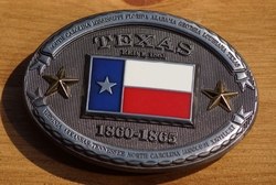 "Buckle / gesp  "" Texas """