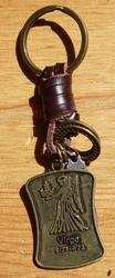 """Sterrenbeeld sleutelhanger  """" Maagd """""""