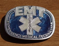 "Losse gesp  "" EMT ""   ( Ambulancebroeder )"