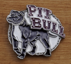 "Riem buckle  "" Pittbull """