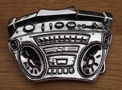 """Muziek gesp  """" Radio """""""