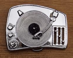 Muziek gesp