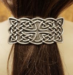 """Haarclip  """" Celtic knot """""""
