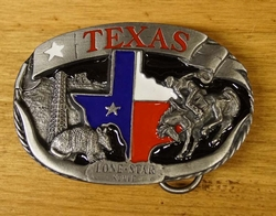 "Gesp / buckle  "" Texas  """