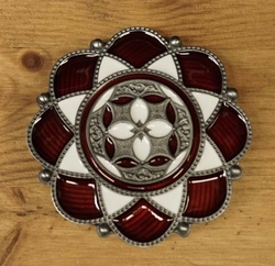 "Buckle / gesp  "" Lotusbloem """