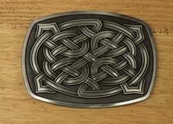 Celtic buckle