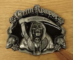 """Buckle """" Grim reaper """""""