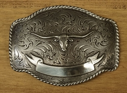 Sterling zilveren buckle