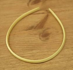 """Haarband """" Geel """""""
