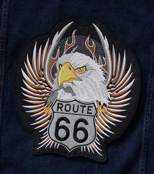 "Applicaties  "" Route 66  eagle """