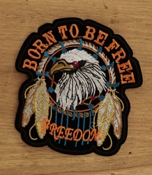 """Applicaties  """" Born to be free,  freedom """""""