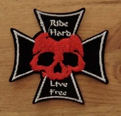 "Applicaties  "" Ride hard, live free """