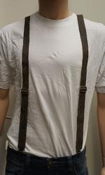 Suéde bretels