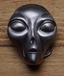 """Science fiction gesp  """" Alien gezicht """""""