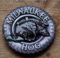 "Riemgesp  "" Milwaukee """