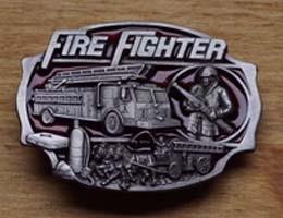 Brandweer gespen