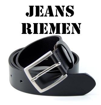 Jeans riemen lengte 125 cm