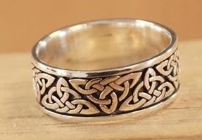Sterling zilveren ringen