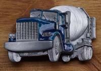 Vrachtwagens gespen